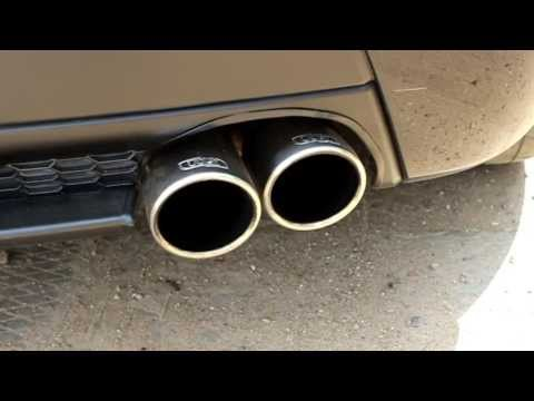 Mazdaspeed 3,3 inch exhaust, and intake TurboWorks (Russia,Moscow) and Launch Start
