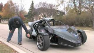 getlinkyoutube.com-Campagna T-Rex--D&M Motorsports Video Test Drive and Review 2012 Chris Moran