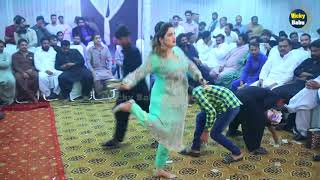 1 Naway Sajan bana laye Nay   Sunmbal Khan latest dance   Birthday Party Dance   YouTube
