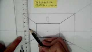 getlinkyoutube.com-COMO DIBUJAR EN PERSPECTIVA (TUTORIAL LARGO, PERSPECTIVA BÁSICA)
