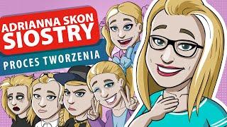 Adrianna Skon (SIOSTRY) - Ilustracja / Branding - Speed Painting