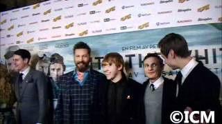Rupert Grint at the Into The White Premiere in Oslo Part 4