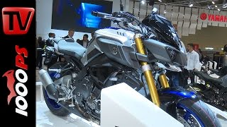 getlinkyoutube.com-Yamaha MT-10 SP 2017 - News, Specs