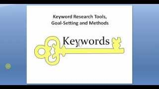 Keyword research Tools -  Day 6