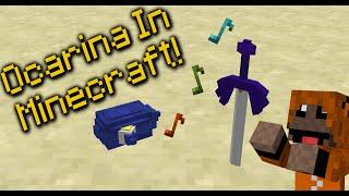 getlinkyoutube.com-Ocarina in Vanilla Minecraft!