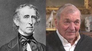 How President Tyler, born in 1790, still has two living grandsons width=