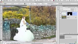 getlinkyoutube.com-Videocorso Selezione e scontorno con Photoshop CC e CS6 - Le maschere trasparenti