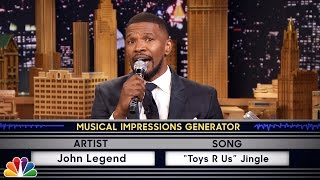 getlinkyoutube.com-Wheel of Musical Impressions with Jamie Foxx