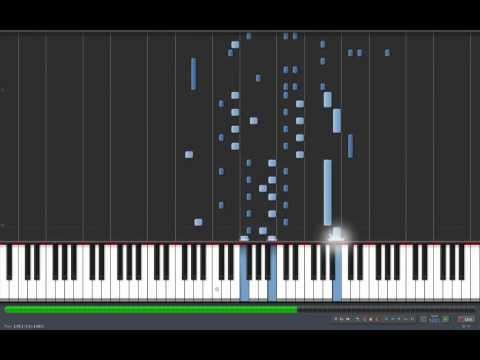 Mirai Nikki OP - Kuusou Mesorogiwi Piano (MIDI by Animenzzz)
