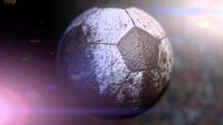 getlinkyoutube.com-After Effects & Cinema 4D Football (Workflow Test)