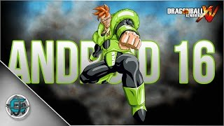 Dragon Ball Xenoverse - Character Creation: Androind #16