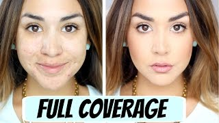 getlinkyoutube.com-FULL Coverage Foundation Routine