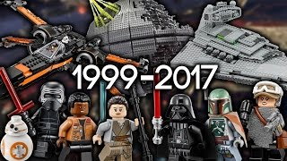 getlinkyoutube.com-Every LEGO Star Wars Set EVER MADE 1999-2017
