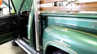 getlinkyoutube.com-1978 Dodge Warlock Green 0001