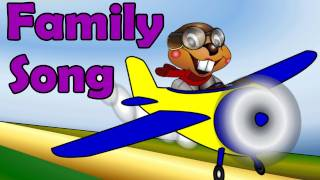 getlinkyoutube.com-The Family Song - Kids English Pop Music