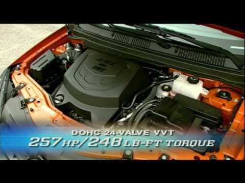 Motorweek Video of the 2008 Saturn Vue