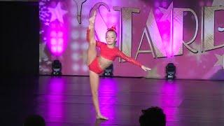Alexus Oladi - Solo Dancing! (New ALDC LA Mini Dancer on Dance Moms)
