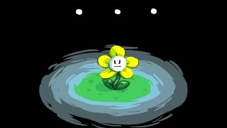 getlinkyoutube.com-Flowey & Frisk (Undertale Comic Dub)