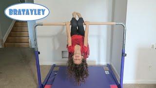 getlinkyoutube.com-New Gymnastics Equipment (WK 251.7)   Bratayley