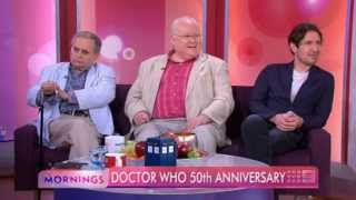 getlinkyoutube.com-Three Doctors On Channel Nine Australia Morning Show