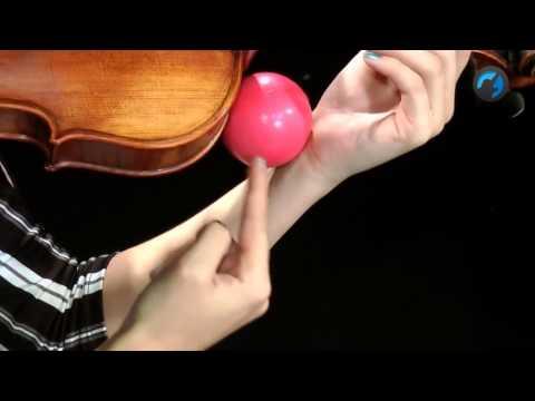 Posicionamento da M�o Esquerda (dica de violino)