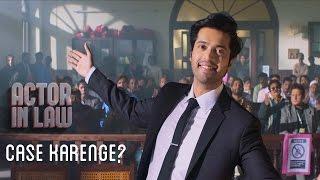 Case Karenge? | Fahad Mustafa And Mehwish Hayat | Movie Scene | Actor In Law 2016