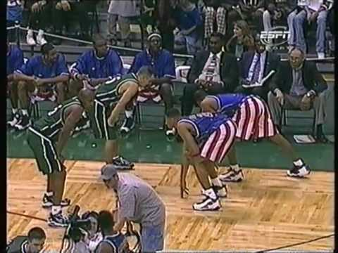 Harlem Globetrotters - New York Nationals 2002 Full Game!