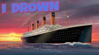 getlinkyoutube.com-Fall of the TITANIC - Spoiler: I drown