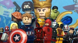 getlinkyoutube.com-LEGO AVENGERS: Loki's Schemes