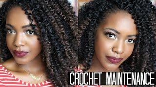 getlinkyoutube.com-Everything About My Hair + The Best Crochet Braid Maintenance (Updated 2015)