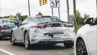 getlinkyoutube.com-【スクープショット】アメリカで補足された偽装車はトヨタ スープラか?