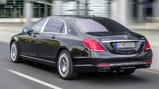 getlinkyoutube.com-Mercedes-Maybach S 600. Design and driving scenes.