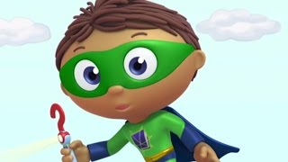 getlinkyoutube.com-Super Why Compilation - Goldilocks And The Three Bears - Cartoons for Children ✳️