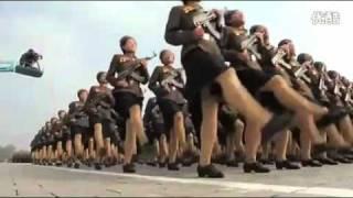 getlinkyoutube.com-North Korea army parade-朝鮮軍隊閱兵-北朝鮮軍のパレード