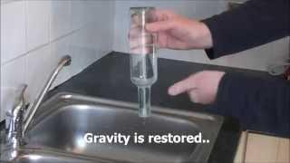 getlinkyoutube.com-Anti Gravity Water Levitation Magic Trick