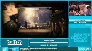 getlinkyoutube.com-Bioshock Infinite by FearfulFerret in 1:53:54 - Summer Games Done Quick 2015 - Part 38