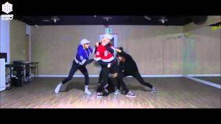 MIRROR SLOW - VIXX Chained Up Dance Practice