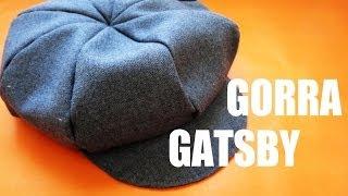getlinkyoutube.com-DIY: Gorra Gatsby