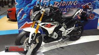getlinkyoutube.com-BMW G310R เปิด 199,000 วางเหนือ Ninja 300 YZF-R3 รับรถกลางปี 2560 : motorcycle tv