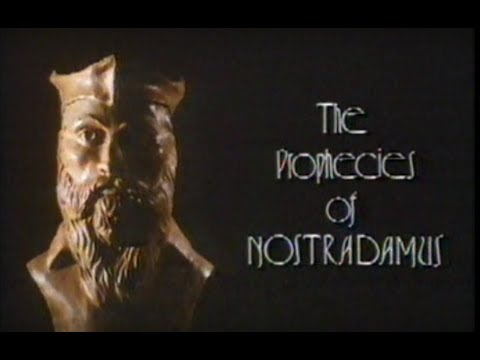 The Prophecies of Nostradamus 1979 with John Waters Australia. World ends year 3797