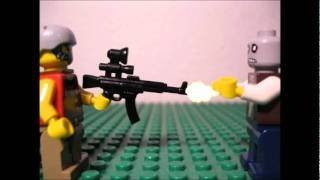 getlinkyoutube.com-Lego Zombie Survival Guide