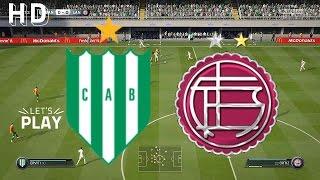 getlinkyoutube.com-FIFA 15 Banfield vs Lanus - Final Copa Argentina