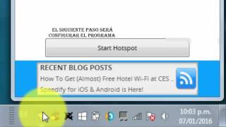 getlinkyoutube.com-Instalar y Configurar Connectify hotspot 2015.