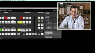 getlinkyoutube.com-Blackmagic Design ATEM 1 M/E Production Switcher Review - DVE Picture-in-Picture and Effects
