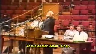 Dr. Ahmed Deedat - Proof that Jesus is not The Son of God at inter-religious conference (Part 4)