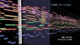 getlinkyoutube.com-【オケアレンジ】千本桜 - Orchestral Rock -