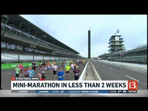 Preventing injury before your mini marathon