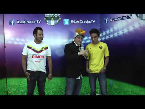Los Cracks TV ::: Previa America vs León