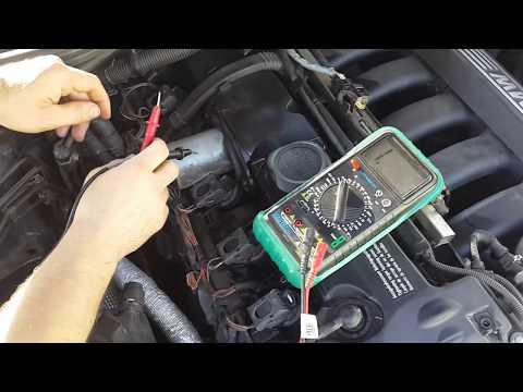 Ремонт двигателей в Волгограде.Проверка нового и старого моторов Valvetronic BMW N52