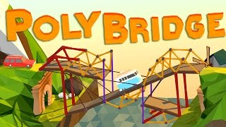 getlinkyoutube.com-TUTTI GIU' DAI BURRONI! - Poly Bridge ITA Ep.1
